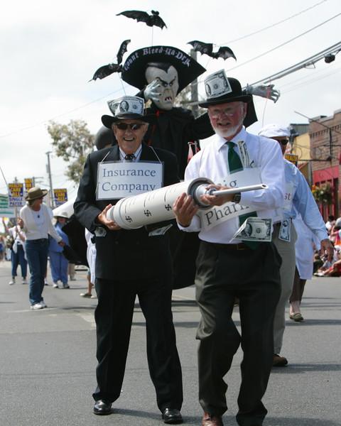 8428 Grand Parade Festival 2009