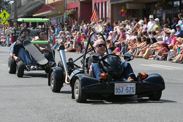 8467 Grand Parade Festival 2009