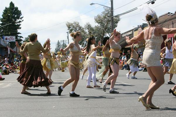8520 Grand Parade Festival 2009