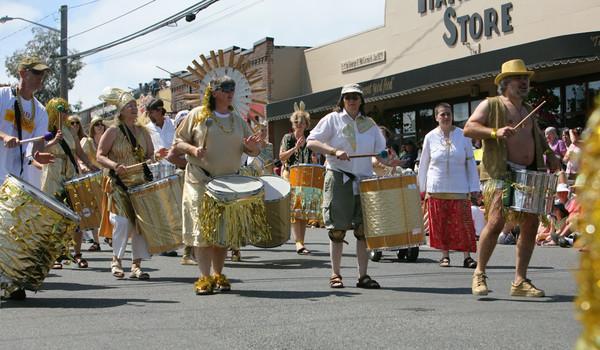 8543 Grand Parade Festival 2009