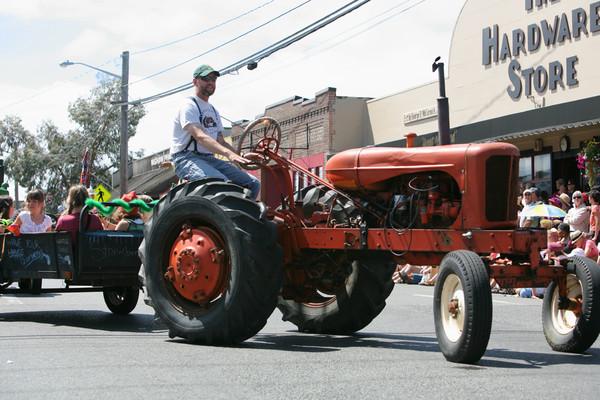 8615 Grand Parade Festival 2009