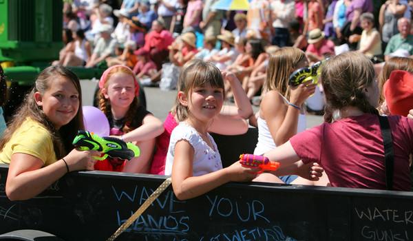 8620 Grand Parade Festival 2009