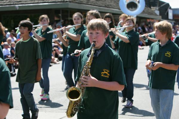 8719 Grand Parade Festival 2009