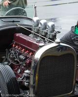 0436 Tom Stewart memorial car show Festival 2011