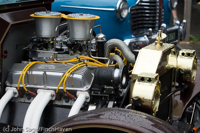 0444 Tom Stewart memorial car show Festival 2011