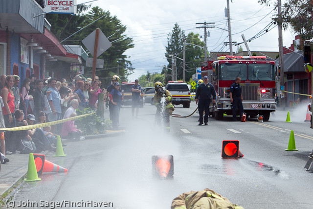 18168 VIFR Firefighter Challenge 2011