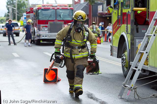 18171 VIFR Firefighter Challenge 2011