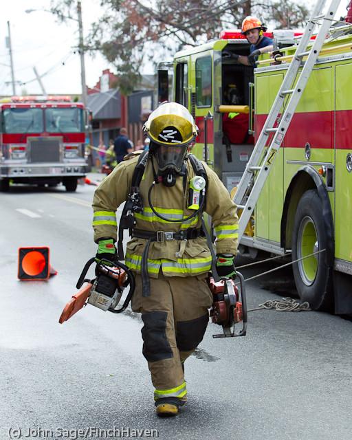 18172 VIFR Firefighter Challenge 2011