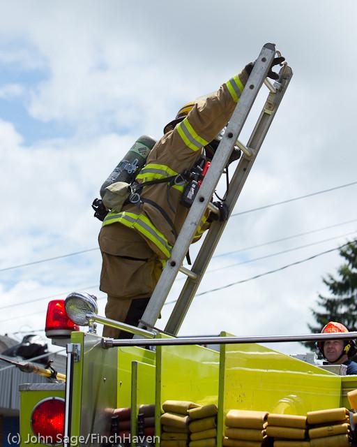 18189 VIFR Firefighter Challenge 2011