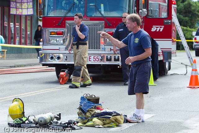 18286 VIFR Firefighter Challenge 2011