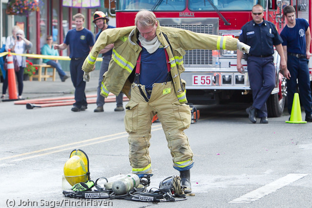 18300 VIFR Firefighter Challenge 2011
