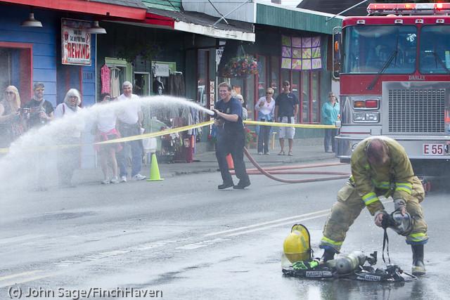 18319 VIFR Firefighter Challenge 2011