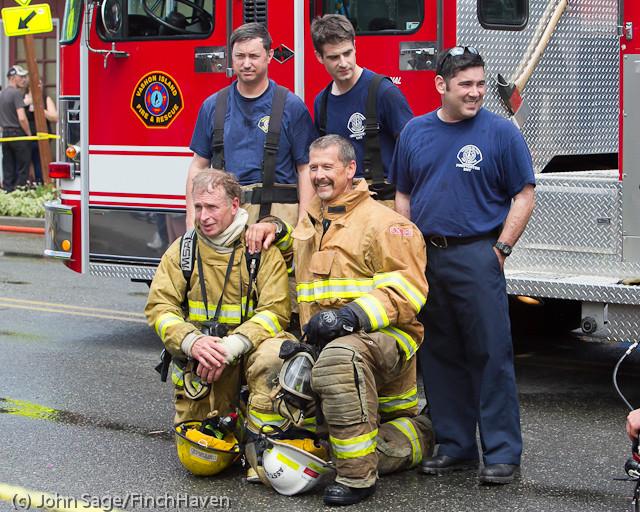 18415 VIFR Firefighter Challenge 2011