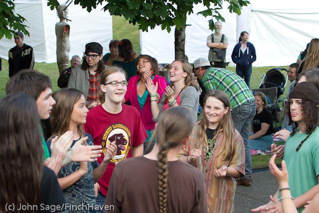 20208 the Diggers dancers at Ober Park 2011
