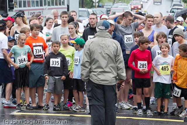 6300 Bill Burby 5-10K race 2011