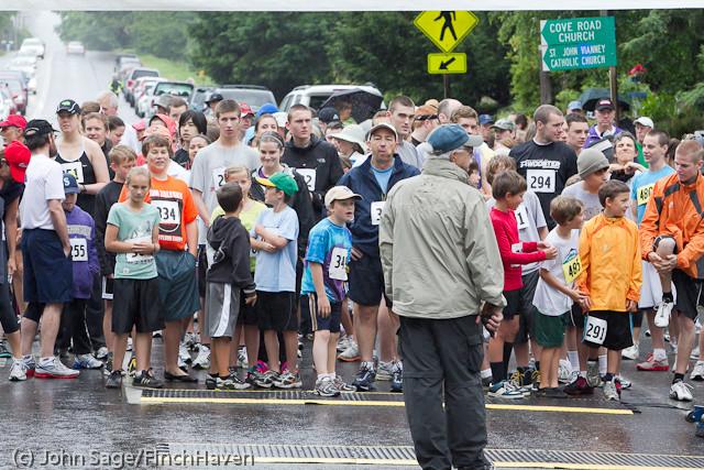 6303 Bill Burby 5-10K race 2011