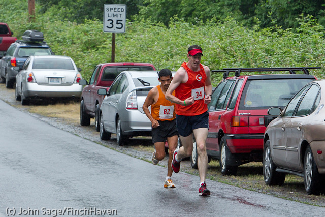 6307 Bill Burby 5-10K race 2011