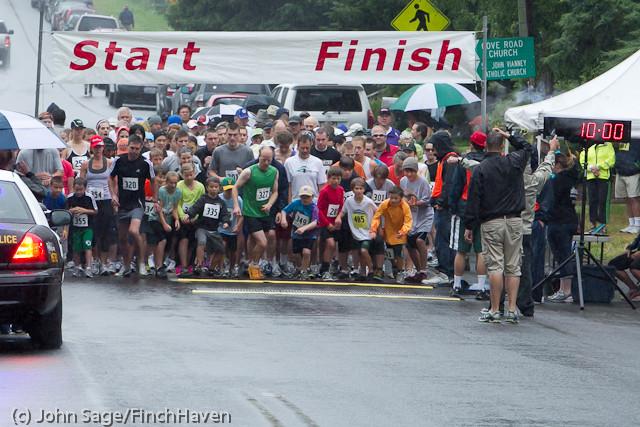 6329 Bill Burby 5-10K race 2011