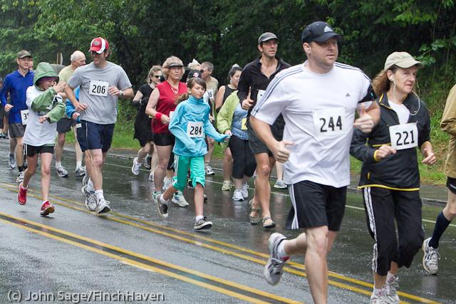 6392 Bill Burby 5-10K race 2011