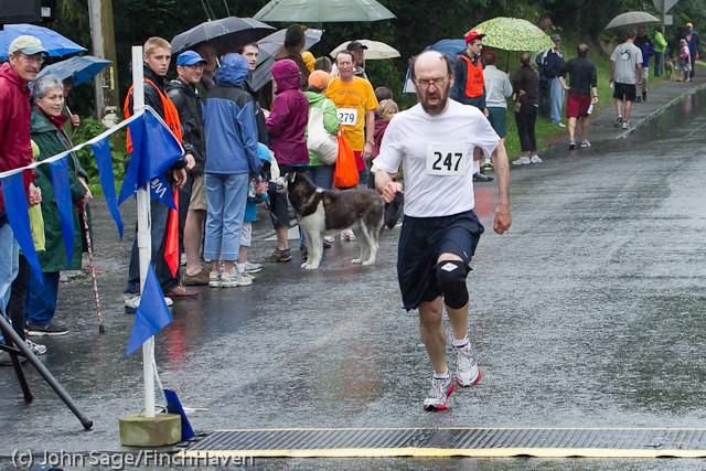 6492 Bill Burby 5-10K race 2011