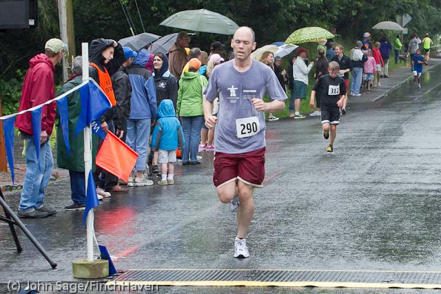 6495 Bill Burby 5-10K race 2011