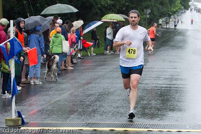 6507 Bill Burby 5-10K race 2011