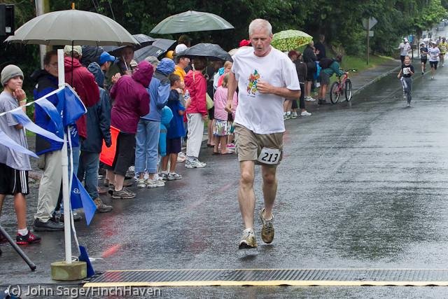6534 Bill Burby 5-10K race 2011