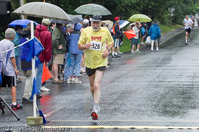 6543 Bill Burby 5-10K race 2011