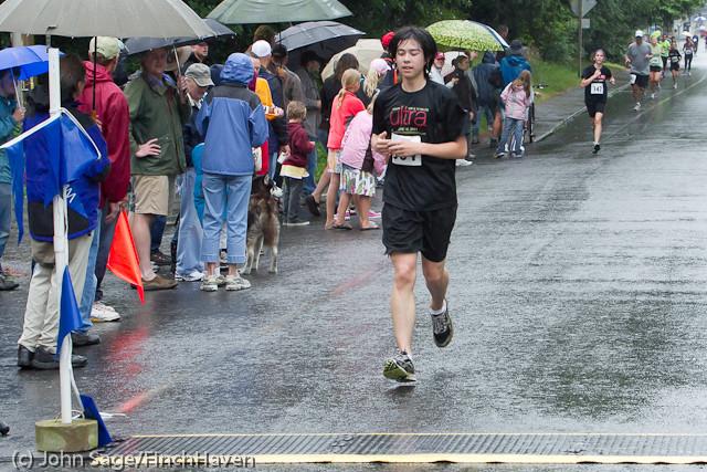 6545 Bill Burby 5-10K race 2011