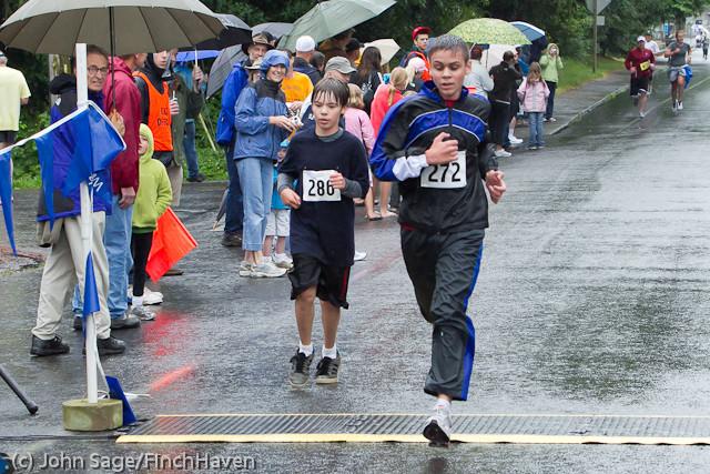 6564 Bill Burby 5-10K race 2011