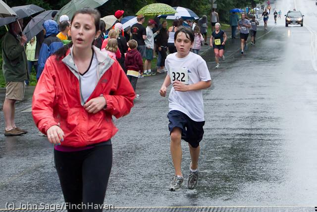 6576 Bill Burby 5-10K race 2011