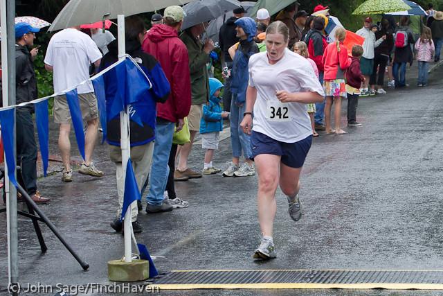 6596 Bill Burby 5-10K race 2011
