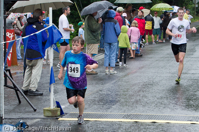 6603 Bill Burby 5-10K race 2011