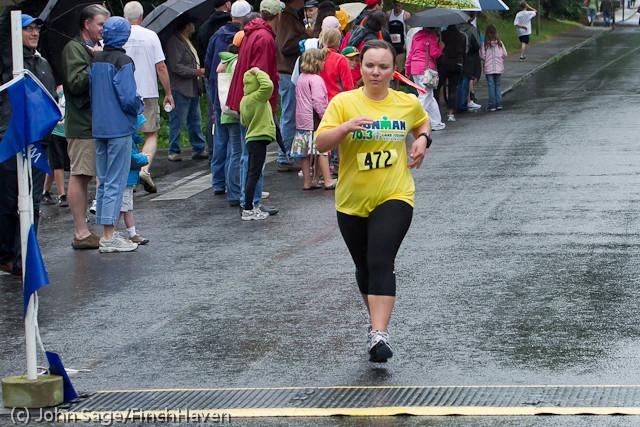 6606 Bill Burby 5-10K race 2011