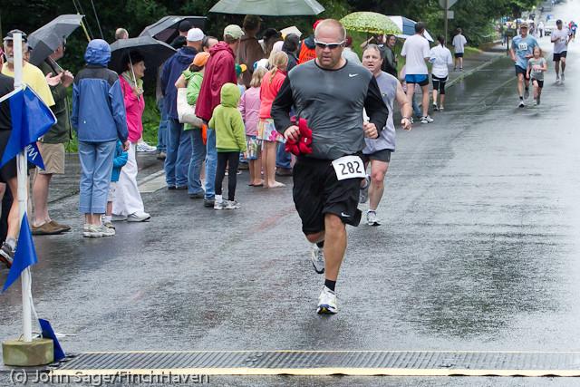 6616 Bill Burby 5-10K race 2011