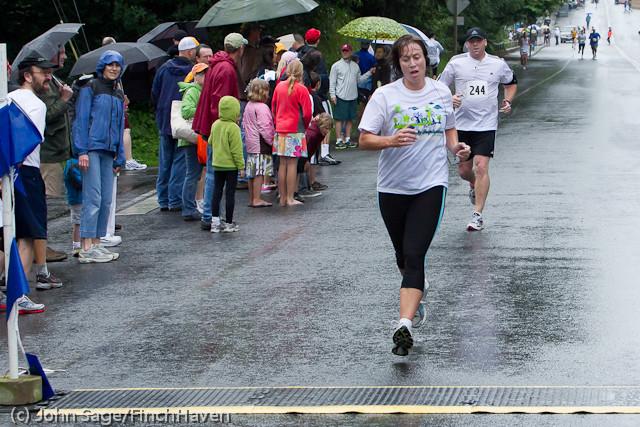 6623 Bill Burby 5-10K race 2011
