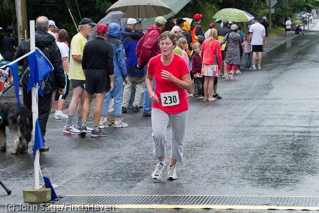 6643 Bill Burby 5-10K race 2011