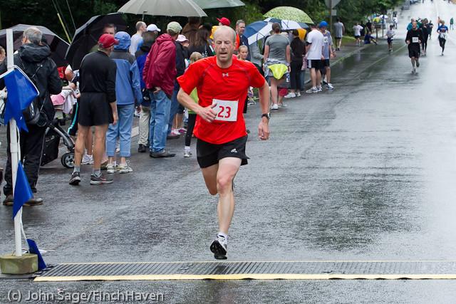 6655 Bill Burby 5-10K race 2011