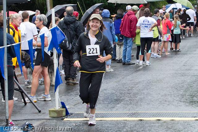 6681 Bill Burby 5-10K race 2011