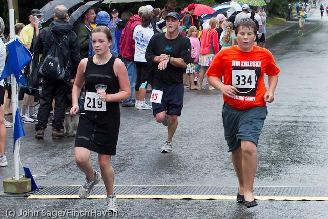 6693 Bill Burby 5-10K race 2011
