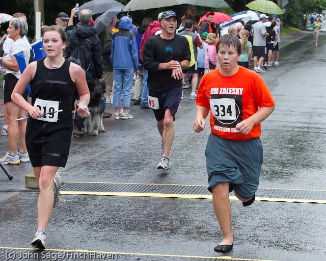 6694 Bill Burby 5-10K race 2011