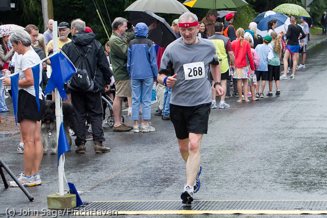 6697 Bill Burby 5-10K race 2011