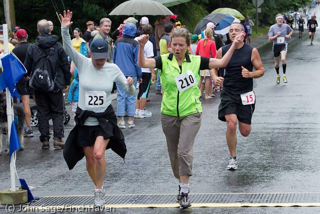 6705 Bill Burby 5-10K race 2011