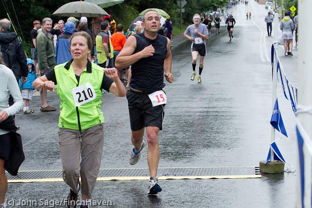 6706 Bill Burby 5-10K race 2011