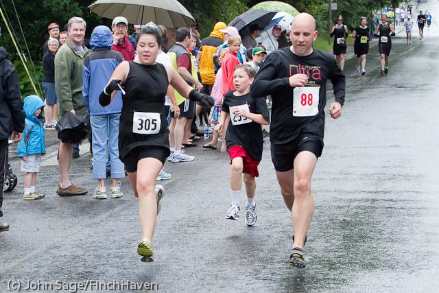 6712 Bill Burby 5-10K race 2011
