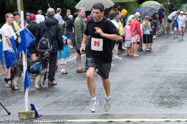 6723 Bill Burby 5-10K race 2011