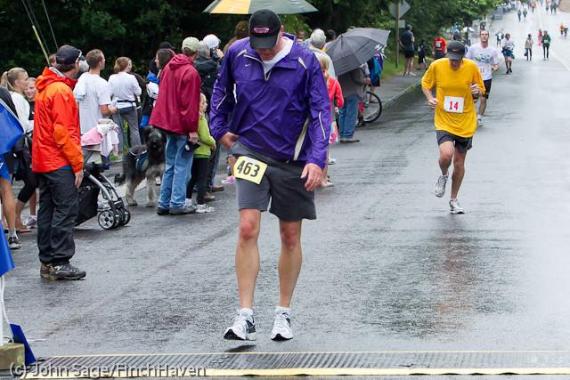 6745 Bill Burby 5-10K race 2011