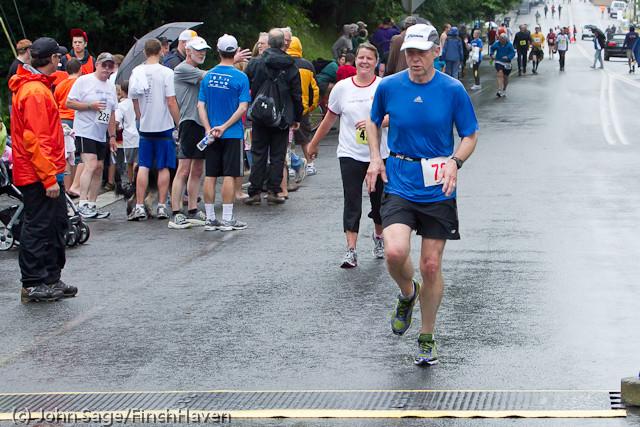 6756 Bill Burby 5-10K race 2011