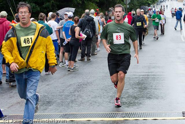 6760 Bill Burby 5-10K race 2011