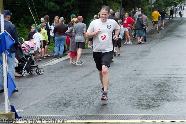 6794 Bill Burby 5-10K race 2011